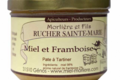 Rucher Sainte-Marie. Miel et framboise