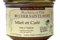 Rucher Sainte-Marie. Miel et café