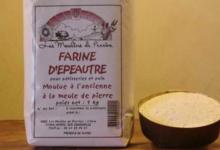 Les Moulins De Perrine. Farine d'épeautre