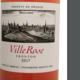 Vignobles Arbeau. Villerose rosé