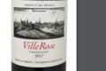 Vignobles Arbeau. Villerose rouge