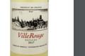 Vignobles Arbeau. Villerouge blanc doux