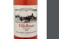 Vignobles Arbeau. Villerouge rosé
