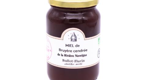 Miel de Bruyère Cendrée de la rivière de Navelgas