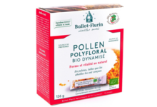Pollen polyfloral dynamisé bio en stick