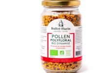 Pollen Polyfloral Dynamisé en pelotes