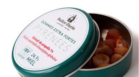 Gommes Extra Fortes Pyrénées
