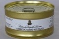 Baron de Roquette Buisson. Terrine de canard aux figues