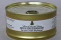 """Baron de Roquette Buisson. Pâté de foie """"casse-croûte aveyronnais"""" au roquefort"""