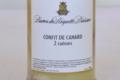 Baron de Roquette Buisson. 2 cuisses de canard confites