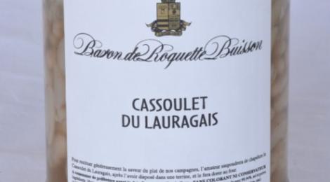 Baron de Roquette Buisson. Cassoulet du Lauragais