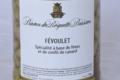 Baron de Roquette Buisson. Févoulet (cassoulet aux fèves)