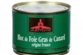 Le Revélois. Bloc de Foie gras de canard