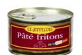 Le Revélois. Paté Fritons de Canard Gras