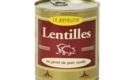 Le Revélois. Jarret de Porc aux Lentilles