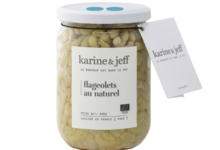 Karine & Jeff. Flageolets au naturel
