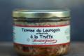 Conserverie du Lauragais. Terrine Du Lauragais Aromatisée À La Truffe