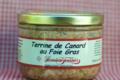Conserverie du Lauragais. Terrine de canard au foie gras