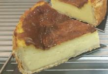 Pâtisserie Ninon. flan a la vanille de Madagascar