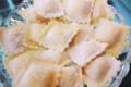 Pasta Nonna. Ravioli jambon fromage