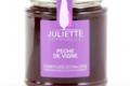 Juliette Serraille. Confiture de pêche de vigne