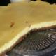 From d'Aqui. Cheesecake au fromage de brebis