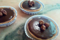 Maison Serres. Tartelette chocolat / praliné