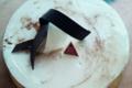 Maison Serres. Entremet 3 chocolats