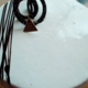Maison Serres. Entremet Chocolat-Tonka