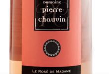 Domaine Chauvin Pierre. Le rosé de Madame