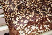 pain multicéréales à base de farine d'épeautre