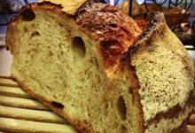 L'Or du pain. Tourte de meule