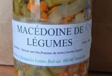 Ferme Bel-Air. Macédoine de légumes