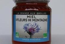 La grange aux abeilles. Fleurs de montagne bio