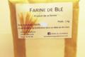 Ferme de la Margue. Farine de blé