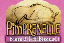 Brasserie Le grand bison. Pimprenelle
