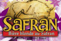Brasserie Le grand bison. Safran