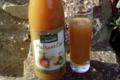 Les Jardins de la Haute-Vallée. Nectar de pomme kiwi