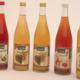 Les Jardins de la Haute-Vallée. Nectar de pomme framboise