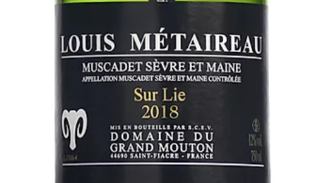 Grand Mouton. La Carte Noire