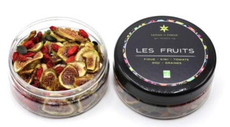 Safran de Pyrène. Fruits au naturel