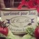 Les canards de Bramal. Assortiment pour salade