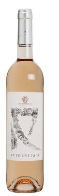 FILLETTE Authentique Rosé - AOP FRONTON
