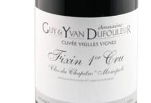 """Domaine Guy et Yvan Dufouleur. Fixin 1er Cru """"Clos du chapitre"""" Monopole"""