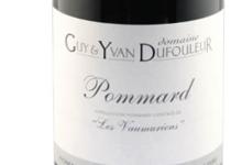 """Domaine Guy et Yvan Dufouleur. Pommard """"Les Vaumuriens"""""""