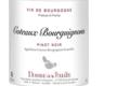Domaine du Clos des Poulettes. Côteaux bourguignons