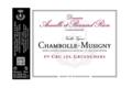 "Domaine Rion Armelle Et Bernard. Chambolle-musignu 1er cru ""Les Gruenchers"""