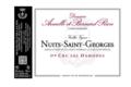 """Domaine Rion Armelle Et Bernard. Nuits-Saint-Georges 1er cru """"Les Damodes"""""""