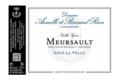"""Domaine Rion Armelle Et Bernard. Meursault """"Sous la Velle"""""""