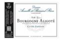 Domaine Rion Armelle Et Bernard. Bourgogne aligoté, cuvée passion